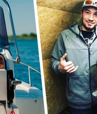 Жена угрожала разводом рыбаку, если его лодка покинет причал. Но тот придумал, как спасти и брак, и хобби