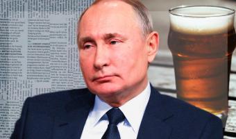Владимир Путин дал интервью о личном (и даже пиве). Видео — кладезь цитат, а слова о хрюканье — готовый мем