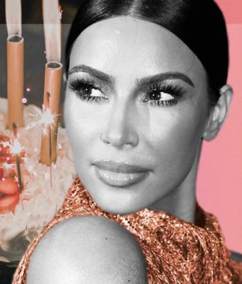 Ким Кардашьян показала фото в купальнике, но все смотрят на «пластик». Да, фаны разглядели фотошоп и злятся