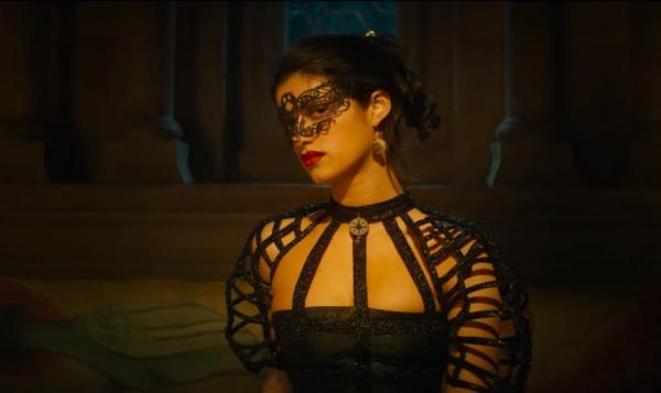 """В сеть утекли кадры со съёмок нового """"Ведьмака"""". Там Цири и Йеннифэр, и платье чародейки - отсылка к книгам"""