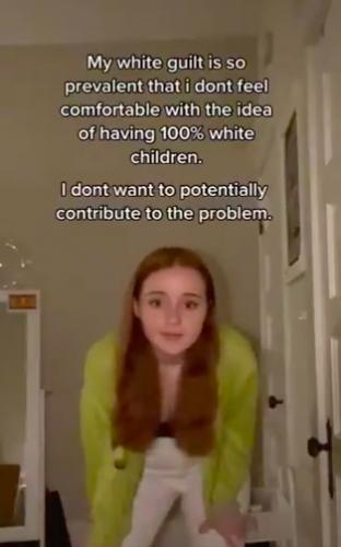 Девушка боится, что у неё родятся белые дети, и неспроста. Но от её объяснений людям стало не по себе