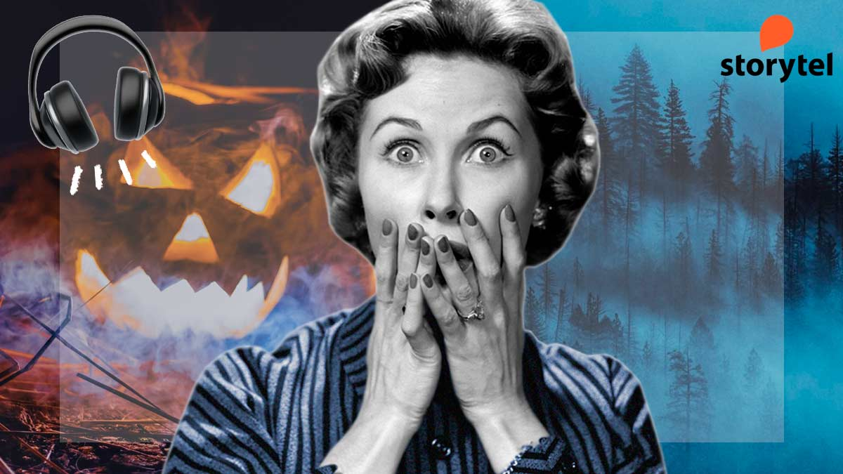 """""""Если вы слышите эту запись…""""  Storytel выпускает самый страшный аудиосериал этой осени прямо к Хэллоуину"""
