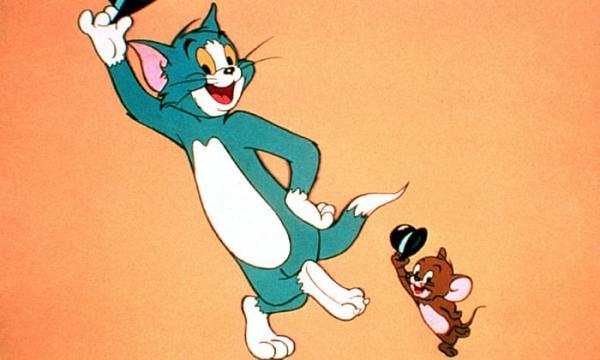 Том и Джерри существуют в реальности, но их отношения удивляют. Дружба двоих - сюжет из параллельной вселенной