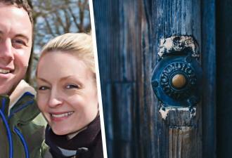 Полицейский послушал запись дверного звонка и нашёл главную улику. Она была против его жены и целости их брака
