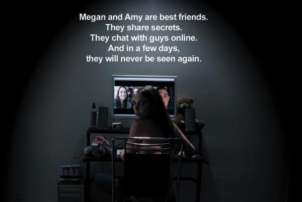 Девушки смотрят Megan is Missing и сильно жалеют. Старый ужастик в тренде, но слабонервным лучше не рисковать
