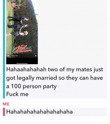 Два парня стали мужем и мужем, хотя они и не геи. И их свадьба вызывает у людей злость и смех одновременно