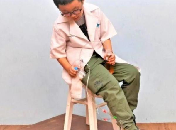 Гений-девятилетка ответил на вопрос, который мучил учёных годами. Его девайс поставил гравитацию на колени