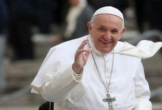 Люди увидели, кому папа римский Франциск ставит лайки. Контент откровенный, но вердикт: понтифик ни при чём