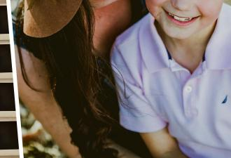 Парень познакомился с сыном подруги и не поверил глазам. Он уже видел это лицо —  в своём семейном альбоме