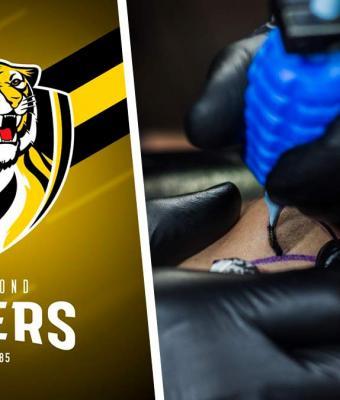 Фанат набил тату с координатами стадиона футбольной команды. Проверив цифры в Google, он узнал, что такое боль