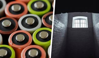 Заключённый съел батарейку, чтобы выйти из тюрьмы. Путь к свободе указали сердце и физика — кстати, сработало