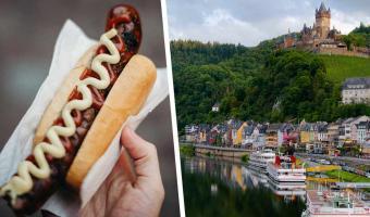 Иностранец в Германии неделями ел местную колбасу. Стало не смешно, когда он понял, что это было на самом деле
