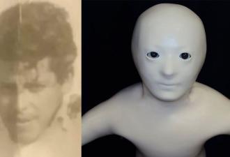 Парень вернул деду лицо, восстановив старое повреждённое фото. Но от зубов мужчины повеяло «зловещей долиной»