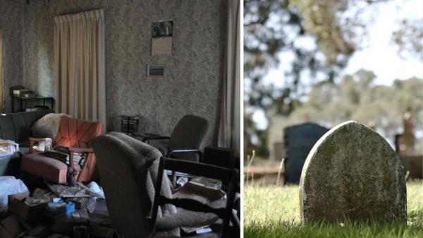 Бабушка молчала о гибели мужа 76 лет. Внук сделал уборку в её комнате и узнал - дед умер героем
