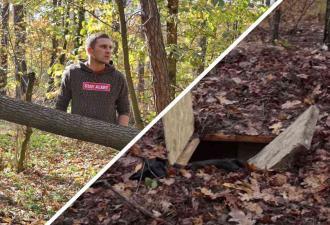 Братья показали свою подземную дачу, и люди завидуют. Этот бункер с баней — верный путь пережить апокалипсис