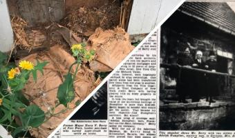 Супруги купили дом 1915 года и раскрыли секрет мафии. Осталось понять, кто ответит за то, что лежало в стене