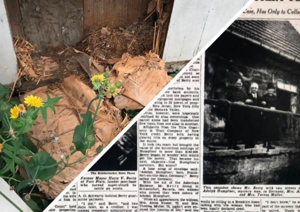 Семья ремонтировала дом 1915 года и сделала случайное открытие. В половицах прятался настоящий секрет мафии