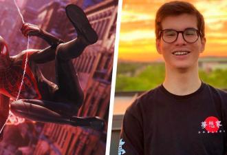 Стример поиграл в Spider-Man: Miles Morales и сломал Паучка. За такой баг может ответить лишь королева Эльза