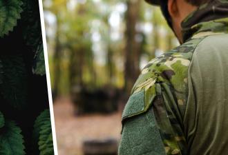 Снайпер похвастался скиллами маскировки и перестарался. Отыскать его на фото — лучший способ провести вечность