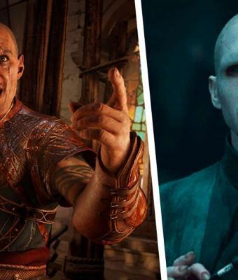 В Assassin's Creed Valhalla нашлась пасхалка о «Гарри Поттере». Не хватает лишь надписи: «Здесь был Волдеморт»