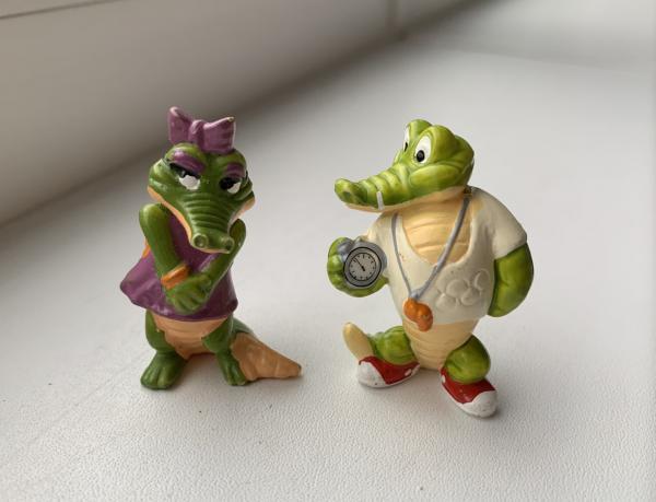 """Кем были бегемотики и крокодильчики из """"Киндер-сюрприза"""". Коллекционер рассказал правду о фигурках из яиц"""