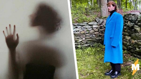 Девушка исчезла в глубине плаща парня, и люди поверили в магию (ненадолго). Комментаторы объяснили в чём фокус
