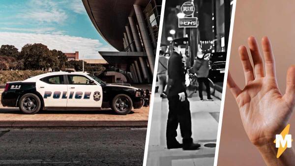 Парень угнал полицейскую машину и помахал рукой. Люди боятся, что его ждёт тюрьма, но глазам верить не стоило