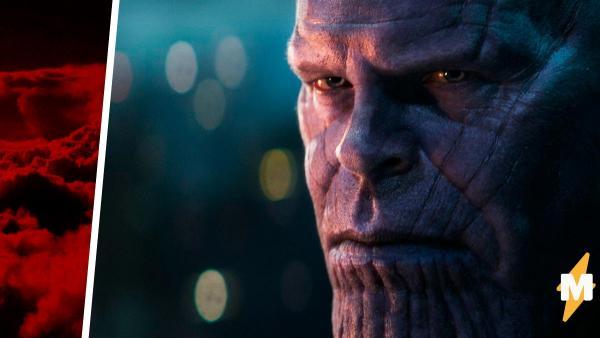 Художник «Мстителей» показал эскизы Таноса, и Люди верят: это тот злодей, которого они потеряли