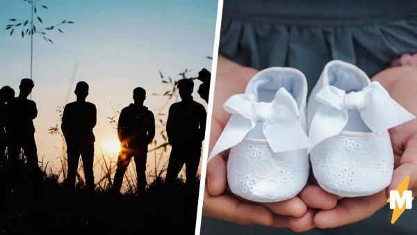 Вижу цель - иду к цели. Супруги мечтали о дочке, но рождались сыновья, однако с 15-ой попытки желание сбылось
