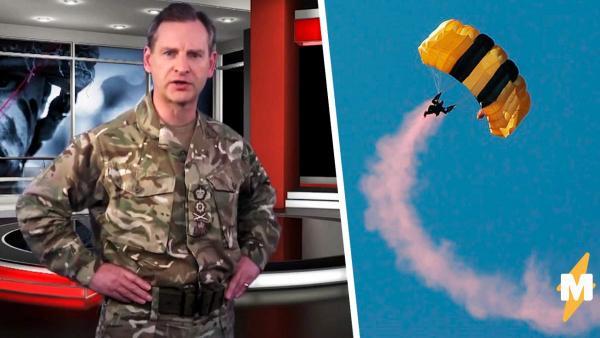 Армия потеряла генерала и виноваты ВВС. Пилоты должны были внимательнее смотреть, куда приземлился командир