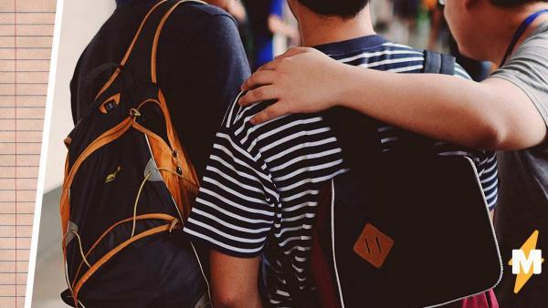 Мальчик обрёл друга в школе, и его жизнь изменилась. Он даже не подозревал, что приятель найдёт его семью