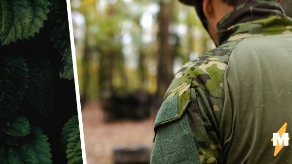 Снайпер похвастался скиллами маскировки и перестарался. Отыскать его на фото - лучший способ провести вечность