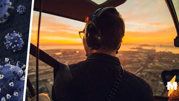 Пилот показал свои фото до и во время пандемии. Парень видит в них боль, а люди - настоящий повод для гордости
