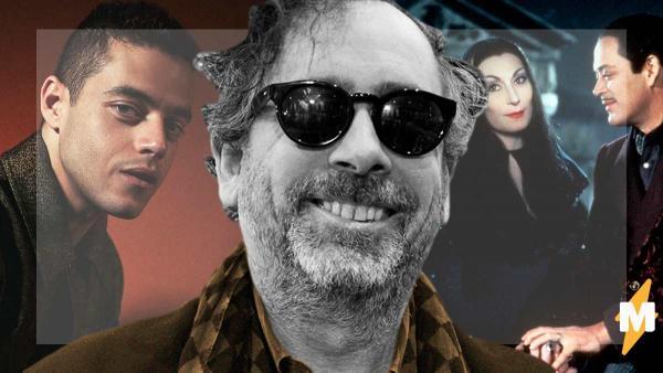 Рами Малек (возможно) сыграет Гомеса в «Семейке Аддамс» Тима Бёртона. Но у людей есть повод для отмены актёра