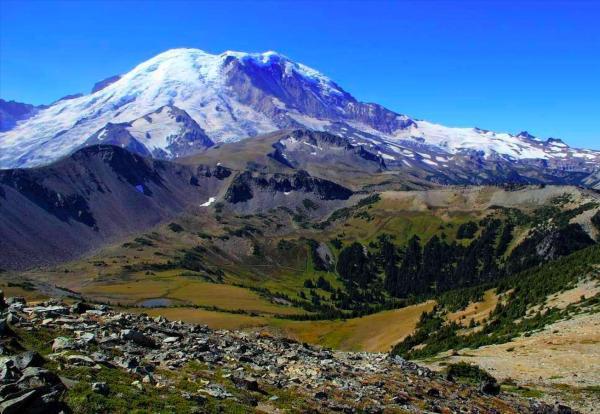 Турист полез в горы, и это была смертельная ошибка. Буквально - он умер на 45 минут, но потом произошло чудо