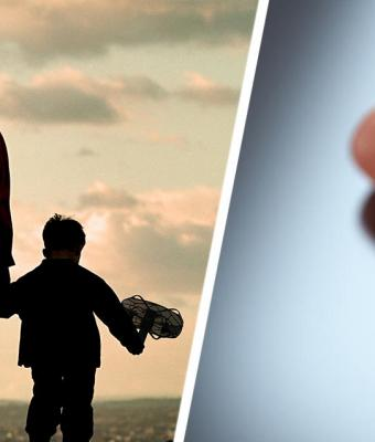 Отец рассмотрел сына и подал на развод. Пусть супружеская верность и не налицо, у учёных для папы был сюрприз