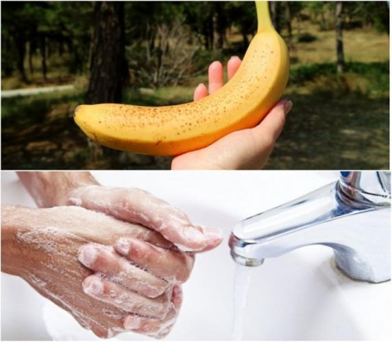 Парень подсветил бананы ультрафиолетом, но рано радовался результату. Причина свечения украла его аппетит