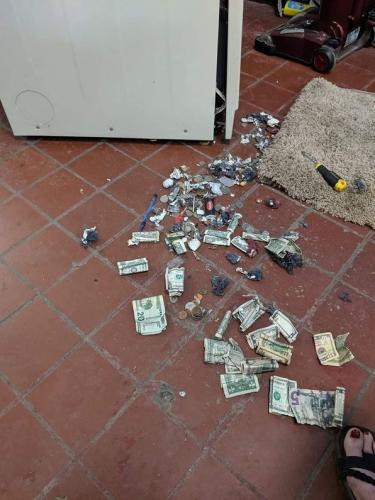 Хозяйка хотела выбросить сушилку, но не зря её разобрала. Увидев, что внутри, люди поспешили проверять свои