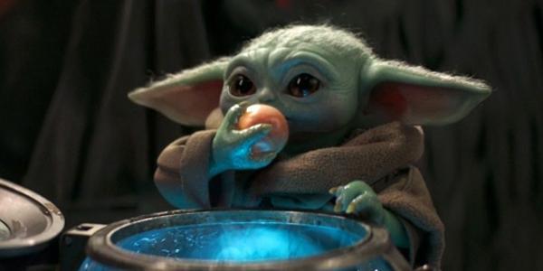 Малыш Йода больше не милый.