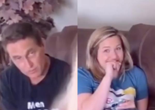 Парень показал, как заставить сестру убраться в комнате с помощью всего двух слов. И заодно напугать девушку
