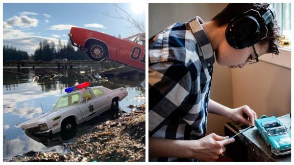 Мальчик знает модели всех когда-либо существовавших авто. Его суперспособность отбирает хлеб у детективов