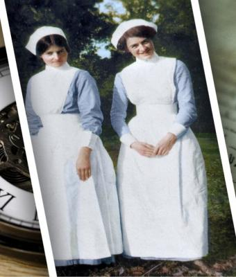 Девушка увидела фото на выставке антиквариата и разгадала пропажу бабули. Её искали со времён Первой мировой