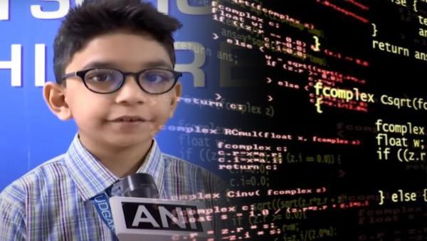 Родители дали сыну планшет и потеряли его. Но теперь рады - в шесть лет он успешно сдал экзамен в Microsoft