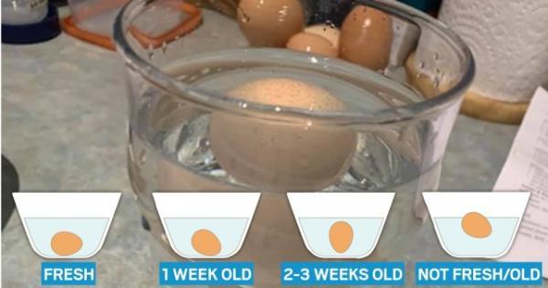 Как проверить яйцо на съедобность, и почему это нужно делать. Мама показала лайфак, который пригодится всем