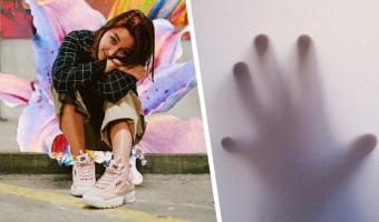 Блогерша нашла на своём видео чужие пальцы, цепляющиеся за обрыв, и напугала людей. Но зря они поверили глазам