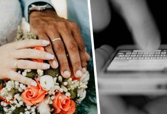Кузен так поздравил парня со свадьбой, что напугал людей. Увидев его сообщение, те решили: он серьёзно болен
