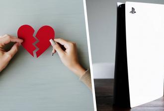 Девушки с помощью фильтра с PlayStation 5 разыгрывают своих парней. Такой пранк разобьёт сердце любому геймеру
