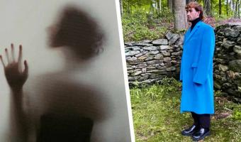 Девушка исчезла у парня под плащом, и люди поверили в чудо (зря). Но самые зоркие поняли, в чём тут хитрость