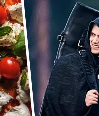 Генри Кавилла застукали за едой на съёмках «Ведьмака». И голодный Геральт в капюшончике стал мемом про фанатов