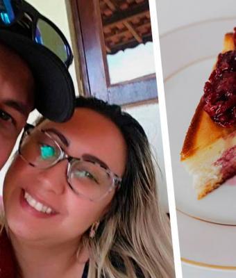 Муж пообещал жене деньги, если она постоит с тортом в руках. Это был пранк, и людям грустно от его жестокости
